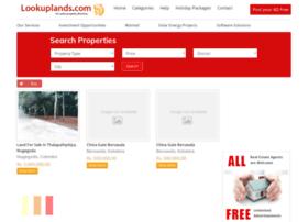 lookuplands.com