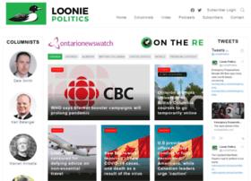 looniepolitics.com