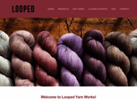 loopedyarnworks.com