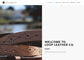 loopleather.co