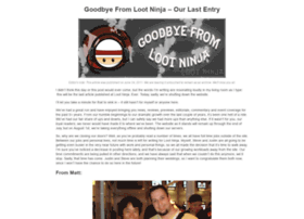 loot-ninja.com