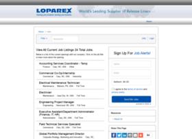 loparex.iapplicants.com