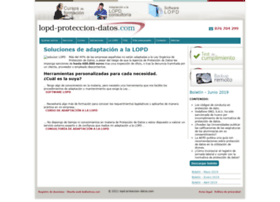 lopd-proteccion-datos.com