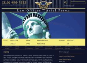 lopezperezlawcenter.com