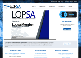 lopsa.org