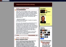 loquevienesiendounblog.blogspot.com