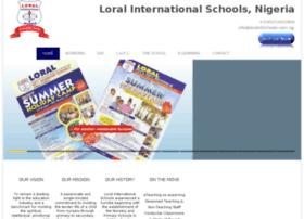 loralintlschools.com.ng