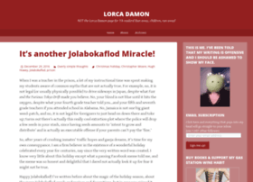 lorcadamon.com