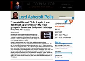 lordashcroftpolls.com