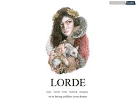 lordemusic.tumblr.com