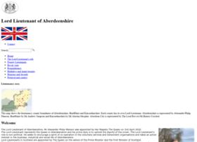 lordlieutenant-aberdeenshire.co.uk