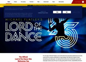 lordofthedance.com