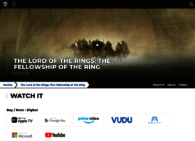 lordoftherings.net