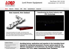 lordpowerequipment.com