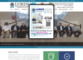 lords.ac.in