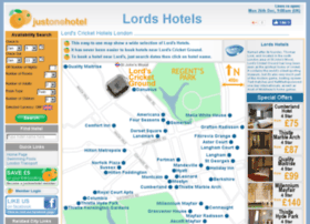 lordshotels.co.uk