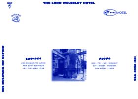 lordwolseleyhotel.com.au