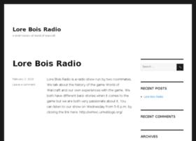 lorebois.com