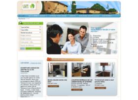 loreeverte-immobilier.com