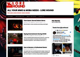 lorehound.com