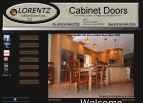 lorentzcabinetdoors.com