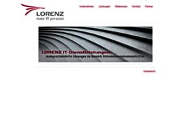 lorenz-it.info