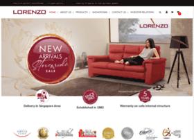 lorenzo-international.com
