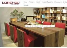 lorenzo.listedcompany.com