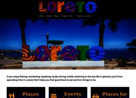 loreto-bay-home-rental.com