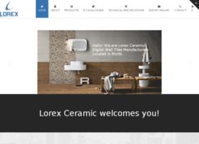 lorexceramic.com