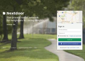 loringheights.nextdoor.com