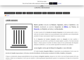 loronogonzalez.com
