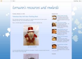 lorrainesresources.blogspot.com