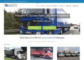 lorrypermit.com