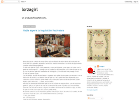 lorzagirl.blogspot.com
