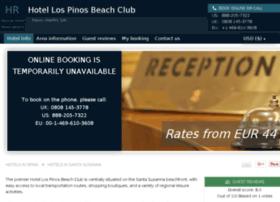 los-pinos-beach-club.hotel-rez.com