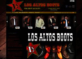 losaltosboots.com
