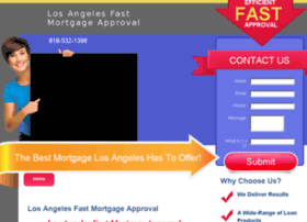 losangelesfastmortgageapproval.com