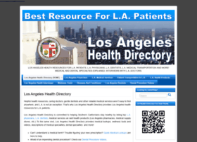 losangeleshealthdirectory.com