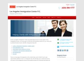 losangelesimmigrationcenter.com