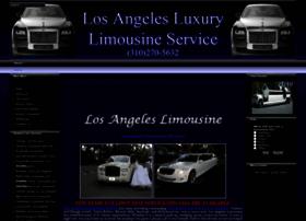 losangelesluxurylimo.com