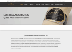 losbalanchares.com
