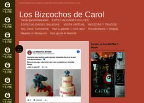 losbizcochosdecarol.com