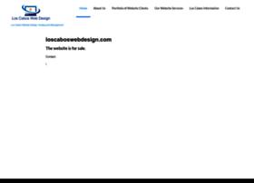 loscaboswebdesign.com