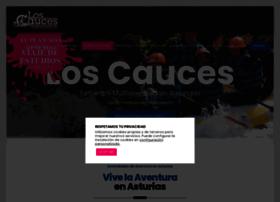 loscauces.com