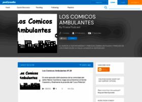 loscomicosambulantes.podomatic.com