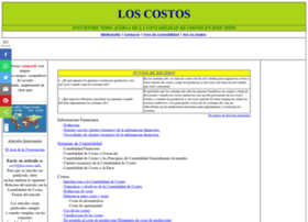 loscostos.info