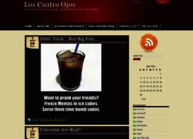 loscuatroojos.com