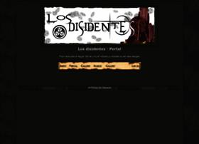 losdisidentes-cov.foroactivo.com