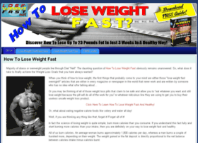 lose-weightfast.net
